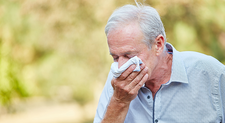 Respiratory diseases such as cystic fibrosis, asthma and COPD cause millions of deaths per year | Enterprise Therapeutics | Treatment of respiratory diseases